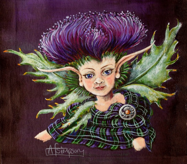 Thistle Fairy master Jpeg