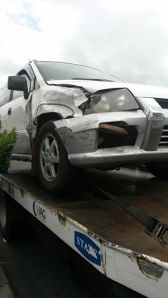 after accident